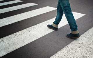 На какой свет нужно переходить дорогу
