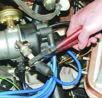 Как проверить искру на двигателе