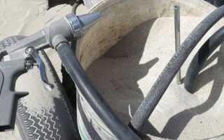 Какой песок для пескоструйного пистолета использовать