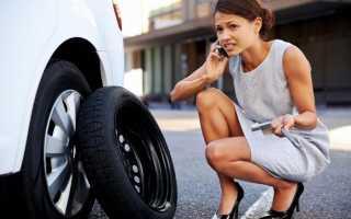 Как правильно менять колеса на машине