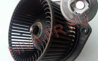 Мотор печки шевроле нива на подшипниках