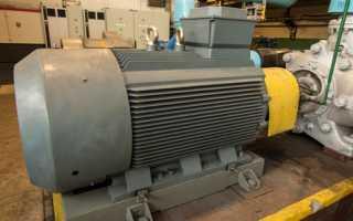 Как изменить скорость вращения асинхронного двигателя