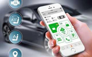 Сигнализация с мобильным приложением