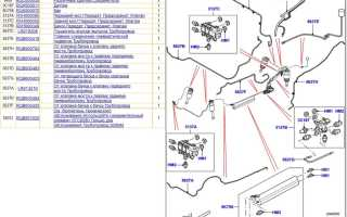 Пневмоподвеска дискавери 3 схема