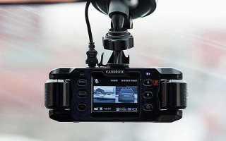 Лучший видеорегистратор с двумя камерами 2018