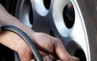 Лада гранта давление в шинах 14 радиуса
