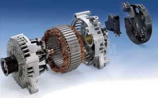 Как проверить напряжение генератора приора