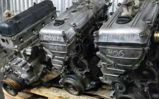Отличие двигателя 405 от 406