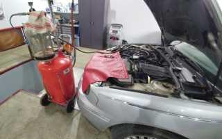 Оборудование для замена масла в двигателе