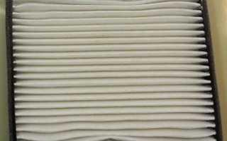 Как поменять салонный фильтр lacetti