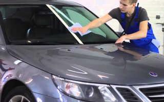 Нанесение защитных покрытий на автомобиль