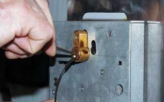 Как можно открыть дверь без ключа железную