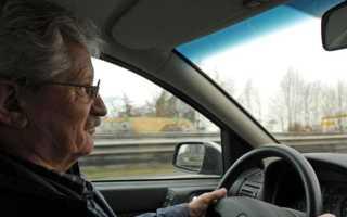 Должны ли пенсионеры платить налог за машину