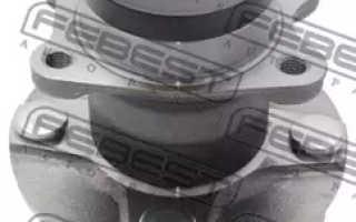 Митсубиси кольт передний ступичный подшипник