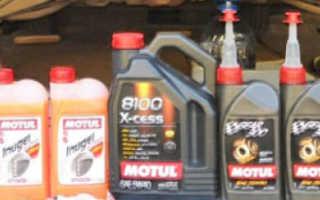 Какое масло в кпп логана
