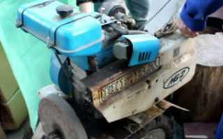 Не поступает бензин в карбюратор мотоблока