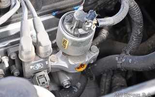 Клапан рециркуляции отработанных газов ваз