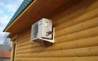 Как на кондиционере lg включить горячий воздух