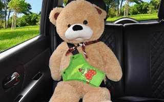 Накладка на ремень безопасности для детей