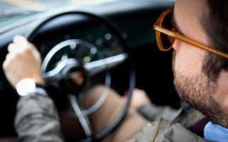 Поляризационные очки для водителя с диоптриями