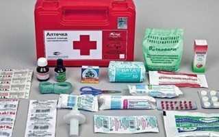 Правила оказания первой помощи пострадавшему
