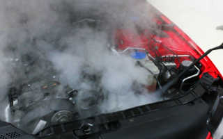 Помыть двигатель паром в москве