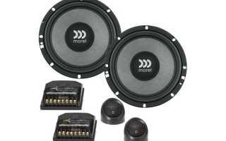 Коаксиальная и широкополосная акустика разница