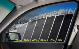 Нормы тонировки стекол автомобиля 2018 в россии