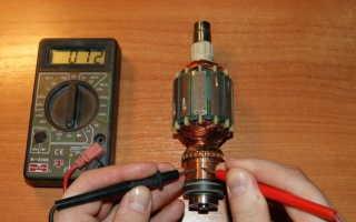 Как проверить асинхронный электродвигатель
