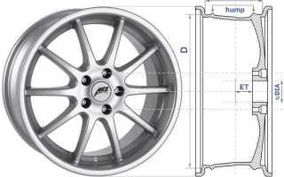 Как подобрать диски на автомобиль по размеру