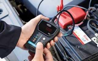 Как измерить ток аккумулятора мультиметром