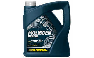 Моторное масло mannol molibden