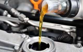 Моторное масло для цепных двигателей