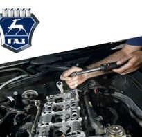 Ремонт дизельного двигателя газ