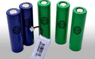 Как правильно заряжать литиевый аккумулятор
