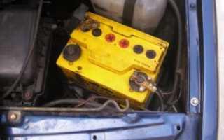 Какой аккумулятор выбрать для автомобиля ваз 2110