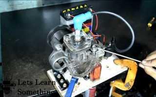 Производительность компрессора из двс