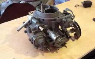 Карбюратор 4178 на волгу 402 двигатель