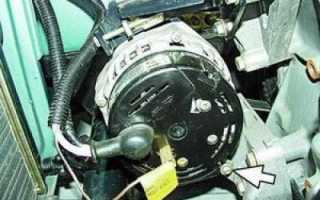 Как проверить зарядку генератора ваз 2110