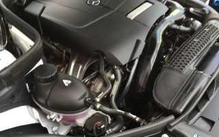 Мотор 274 мерседес проблемы