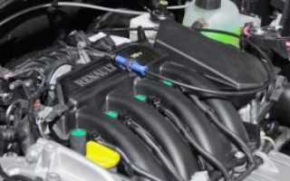 Масло в двигатель лада ларгус 16 клапанов