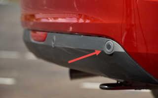 Как проверить какой парктроник не работает