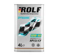 Моторное масло rolf 10w 40