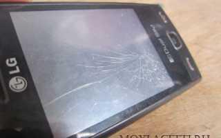 Можно ли поменять экран на сенсорном телефоне
