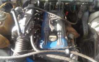 Какие двигатели устанавливаются на газель