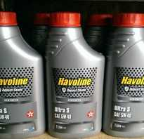 Моторное масло тексако 5w40