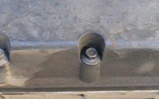 Колечки под болты клапанной крышки лачетти