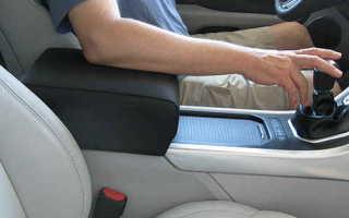 Как сделать подлокотник в машину своими руками