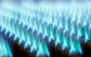 Удельная температура сгорания дизельного топлива