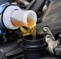 Подбор масла для автомобиля по марке